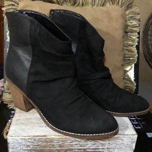 Altar'd State Black Booties